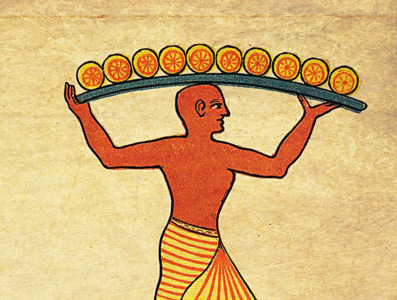 Bread in ancient Egypt